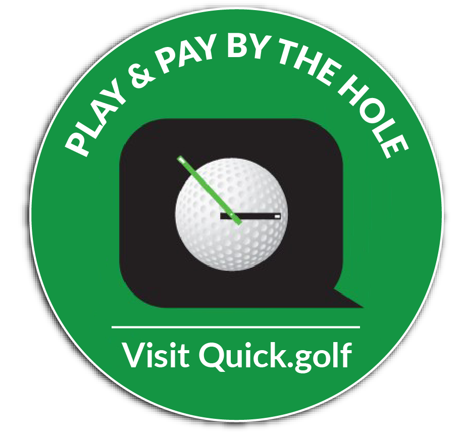 Quick Golf badge3