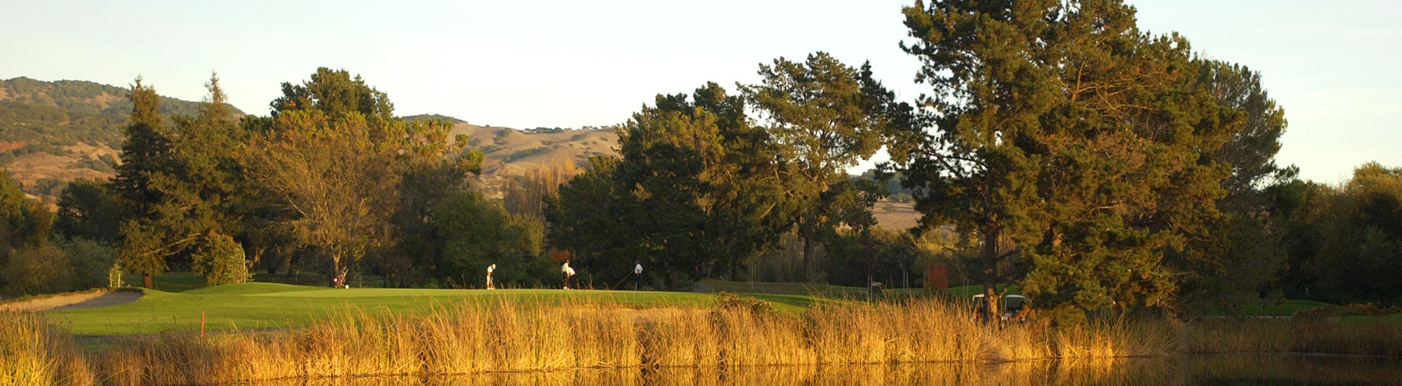 Napa Golf Course At Kennedy Park Napa Ca